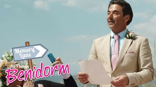 Benidorm Best Bits - Joyce and Monty's Wedding (INCLUDES MATEO'S BEST MAN SPEECH)