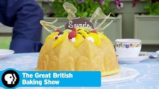 THE GREAT BRITISH BAKING SHOW | How to Bake a Savarin | PBS