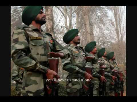 Indian Army Warriors video