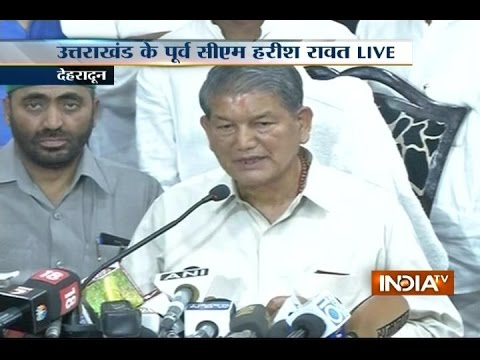 High Court verdict is a victory for people of U'khand: Rawat