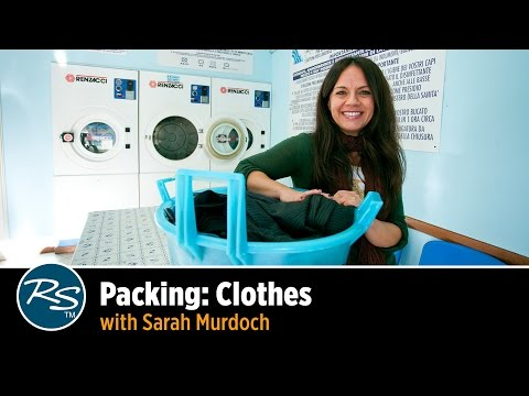 Packing Light & Right: Clothes for Travel