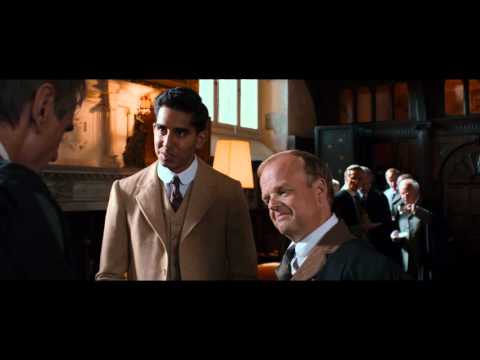 """The Man Who Knew Infinity Movie Clip """"Littlewood Introduces Ramanujan"""""""