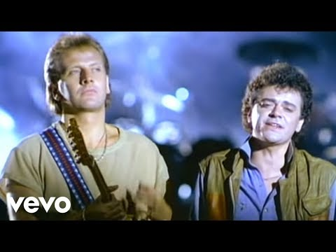 Air Supply - Making Love Out Of Nothing At All video