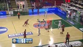 Sidigas Avellino - Umana Reyer: Gli Highlights