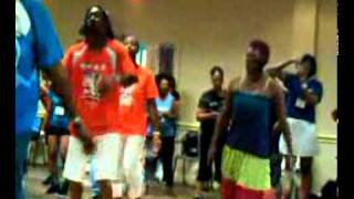 3x fun and the creator is Louis of Mi  The music is outcast I can't wait    Happy Feet Soul Line Dancer Network !4