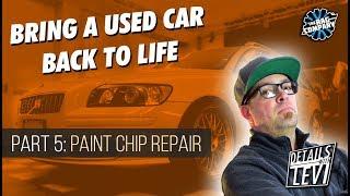 USED CAR Detailing Part 5: Paint Chip Repair | DETAILS WITH LEVI