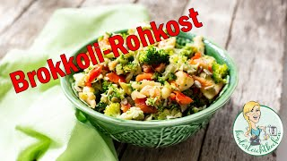 Thermomix® TM5 - Brokkoli-Rohkost, Fitness-Salat