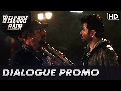 Nana Patekar & Anil Kapoor Are Afraid Of Ghosts (Dialogue Promo) | Welcome Back