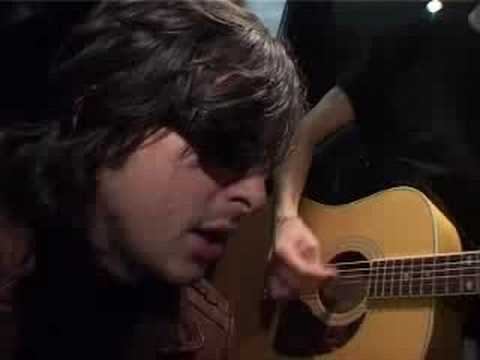 Dirty Pretty Things - Acoustic In An Elevator