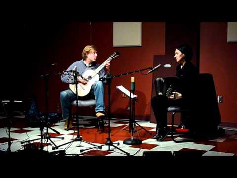 WUIS' Live from the Suggs - Jason Vieaux&Lidia Kaminska