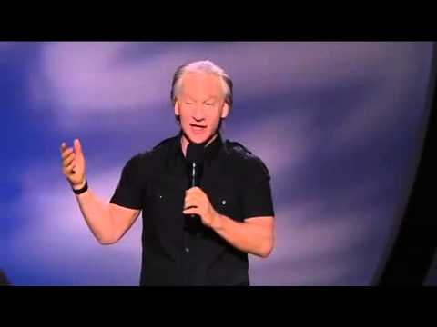 Bill Maher makes fun of Religion