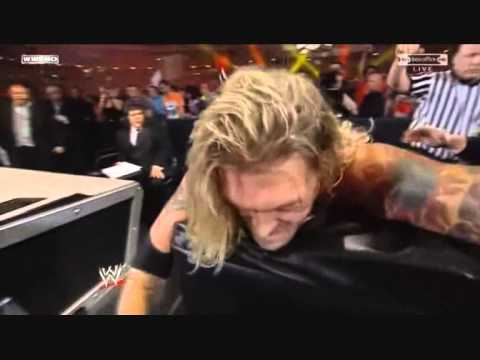 Edge Spear is listed (or ranked) 22 on the list The Best Finishing Moves in Wrestling History