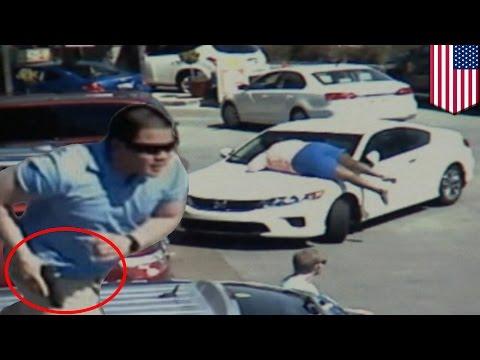 Good guy with a gun: Samaritan stops teenage carjacker in Georgia