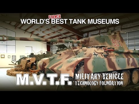 MILITARY VEHICLE TECHNOLOGY FOUNDATION CALIFORNIA