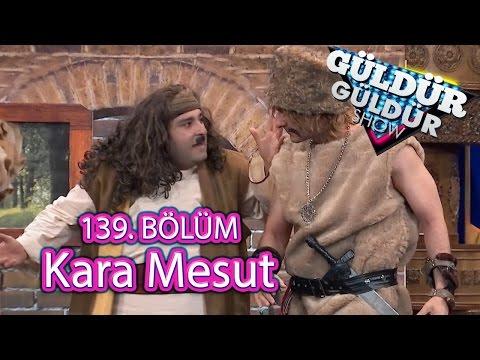 Güldür Güldür Show 139. Bölüm, Kara Mesut
