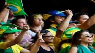 TEMA DA COPA DO MUNDO BRASIL 2014, seleção 2013, Musica da copa das confederações OFICIAL