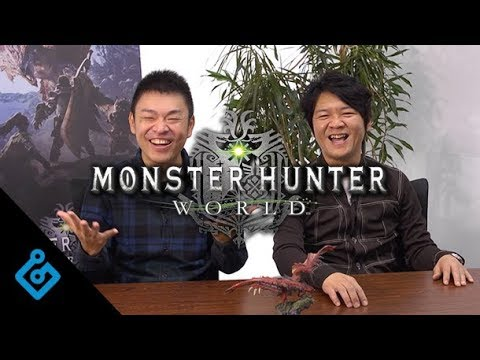 60 Rapid-Fire Questions About Monster Hunter: World