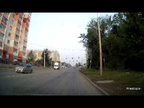 30.07.2013 авария в Челябинске. ока столкнулась с десяткой