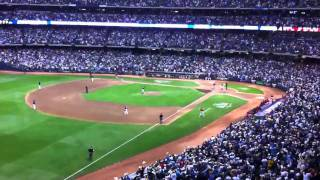 Axford gets the last out for the Milwaukee Brewers Game 2 V