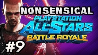 KILLZONE BLASTS - Nonsensical Playstation All-Stars Battle Royale w/Nova & Sly Ep.9