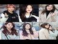 [뉴스인스타] 위키미키, 우주소녀, 구구단 '前 아이오아이 멤버들의 같은날 다른무대' (180302 뮤직뱅크 출근길)