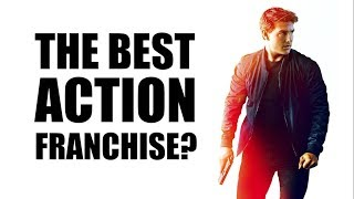 Is Mission: Impossible the Best Action Franchise?