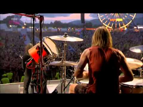 Foo Fighters live @ T in the Park 2011 - full set