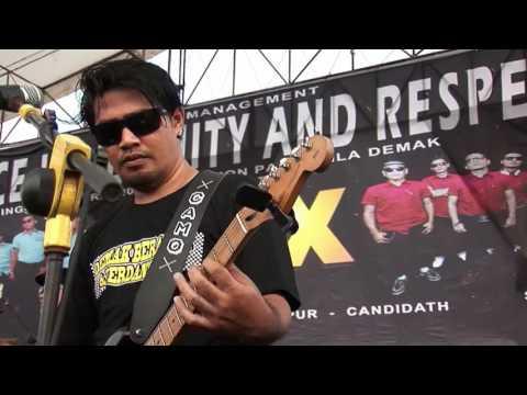 LAGI LAGI SENDIRI| TIPE - X|DEMAK 24.04.2016