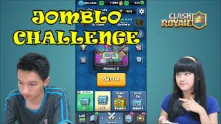 JOMBLO CHALLENGE - Clash Royale Indonesia