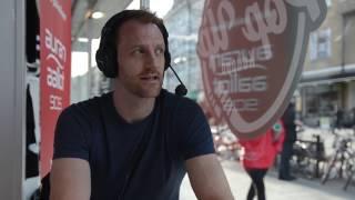 Henrik Tallinderin haastattelu TPS:n pop upissa