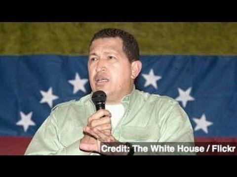 Venezuela VP Nicolas Maduro: Hugo Chavez Has Died
