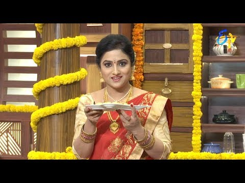 Telugu Ruchi | 16th October 2018 | Full Episode | ETV Telugu