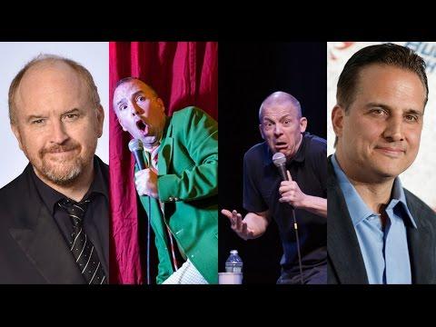 WTF Mashup - Louis C.K., Doug Stanhope, Jim Norton, Nick DiPaolo