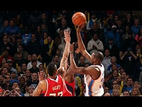 Kevin Durant's Step-Back Game-Winner with 1.5 Seconds Sinks the Hawks