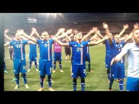 ISLAND GOOD ENERGY! EURO2016