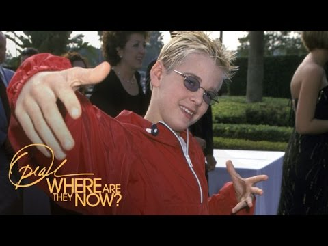 Aaron Carter: My Music Career Started as a Joke | Where Are They Now | Oprah Winfrey Network