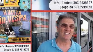 VESPARADUNO A TAGLIO DI PO DOMENICA 7 LUGLIO 2019 .