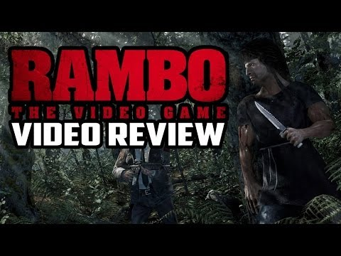 Rambo: The Video Game Pc Game Review video