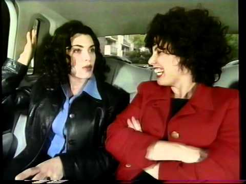 Julianna Margulies chats to Ruby Wax - Score!