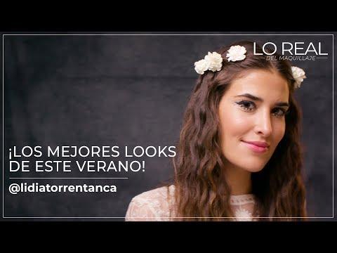 Los looks del verano con Lidia Torrent - Lo Real Del Maquillaje #45