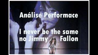 Análise da Performace da Camila No Jimmy Fallon | Analisando Camila Cabello