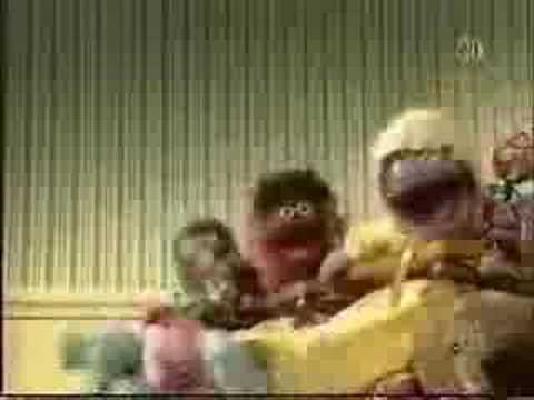 Sesame Street - Shake Your Rattle And Roll