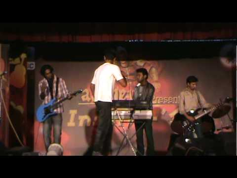BLITZKRIEG performing for INSPIVO 2010 !!! Woh Lamhe cover