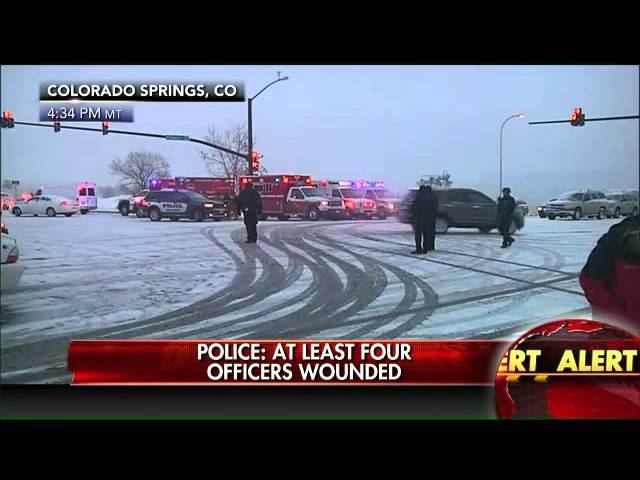 Police: Shooter took suspicious items to Planned Parenthood