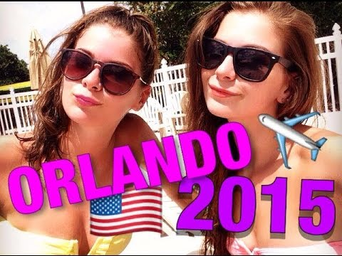 OUR HOLIDAY TO ORLANDO, FLORIDA || JUNE 2015