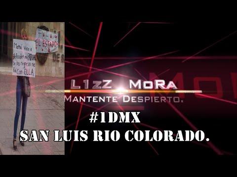 #1DMX. en San Luis Río Colorado. #YaMeCansé.