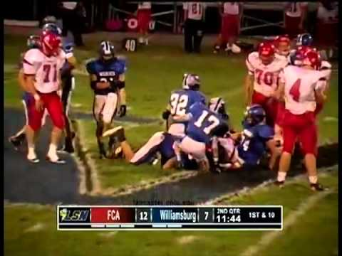 Ben Tobin - Highlight Reel - Fairfield Christian Academy