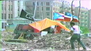 News on Peoples Convention In the South Bronx N.Y. 1980  Video by  Jose Rivera