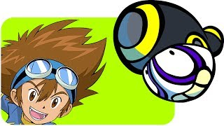 DIGIMON Adventures 01 REVIEW Retrospect (@RebelTaxi) Why it's better than Pokemon