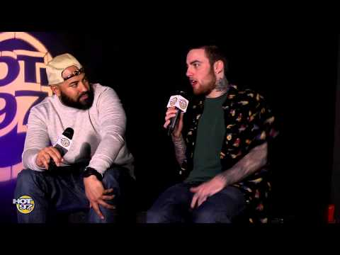 Mac Miller's take on Macklemore, Beef with Rosenberg & More